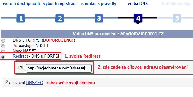 a43167061 Pri objednávke registrácie nového doménového mena zvolíte v štvrtom bode  objednávky variantu